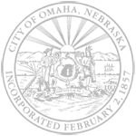city seal for the City of Omaha Nebraska