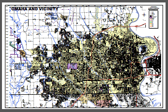 Omaha and Vicinity - Color